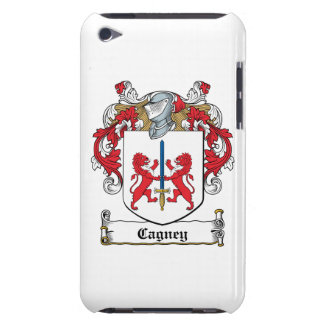 Cagney Family Crest iPod Touch Cover