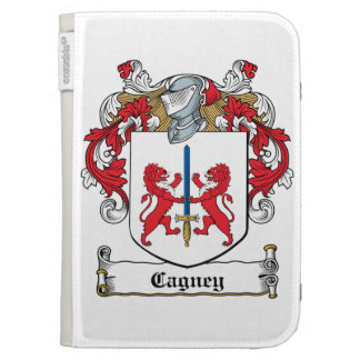 Cagney Family Crest Kindle Cover