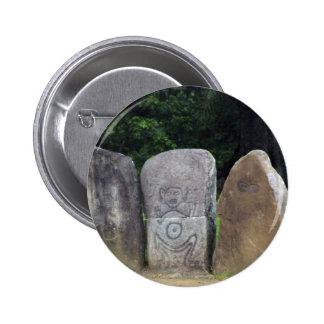 Caguana Indian Park PR 2 Inch Round Button