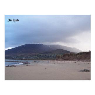 Caherconree - Knockglass Mountains, Kerry, Ireland Postcard