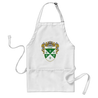 Cahill Coat of Arms (Mantled) Adult Apron