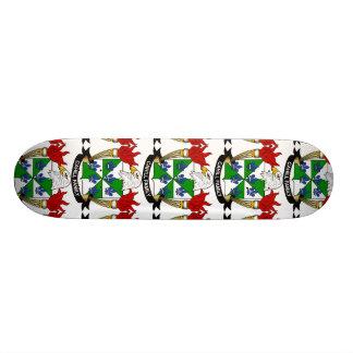 Cahill Family Crest Skateboard Decks