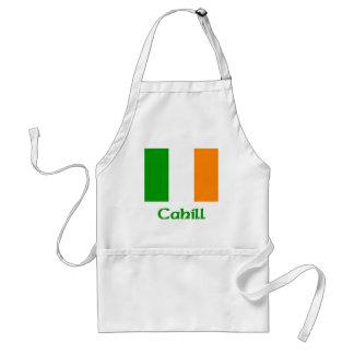 Cahill Irish Flag Adult Apron