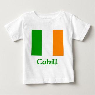 Cahill Irish Flag Baby T-Shirt