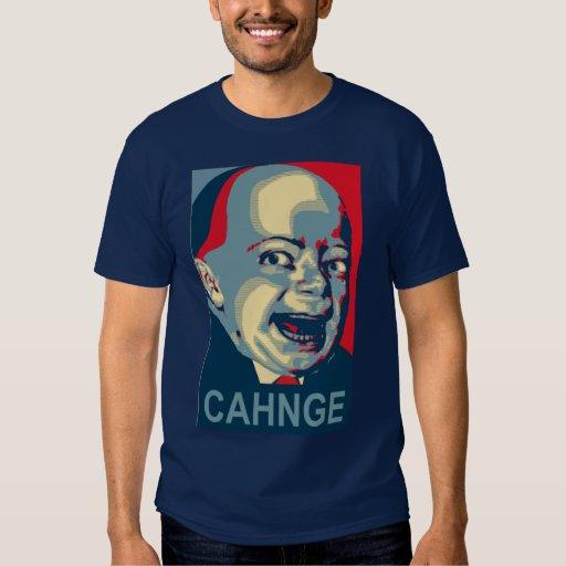 CAHNGE (dark) Tee Shirts