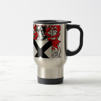 Cahoon Coat of Arms 15 Oz Stainless Steel Travel Mug
