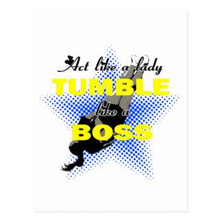 Caída como Boss Postal