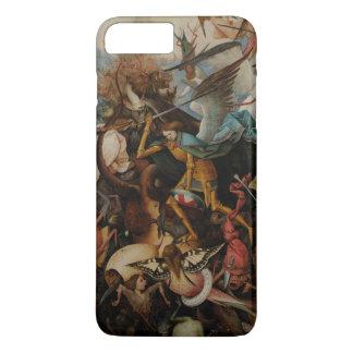 Caída de los ángeles rebeldes de Pieter Bruegel Funda iPhone 7 Plus