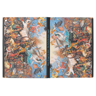 Caída de los ángeles rebeldes Pieter Bruegel la