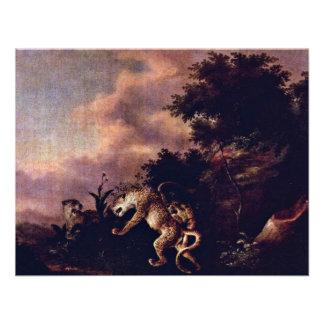 Caída de los leopardos a un verraco de Prasch Wenz Anuncios