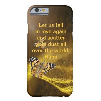 Caída de Rumi en amor otra vez