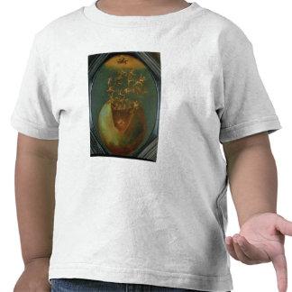 Caída de Satan y los ángeles rebeldes del cielo Camisetas