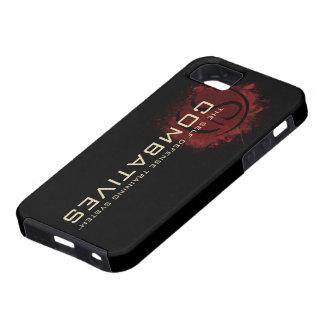 Caída de SDTS COMBATIVES™ IPhone iPhone 5 Protectores