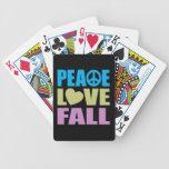 Caída del amor de la paz barajas