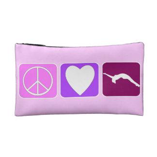 Caída del amor de la paz