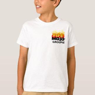 Caída del groupie de Mojo del Fife Camisas