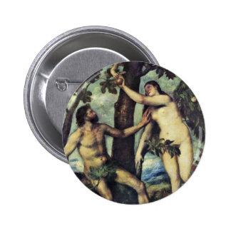 Caída del hombre por Tizian Pins