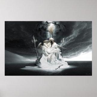 Caída del Pieta de Lucifer Impresiones
