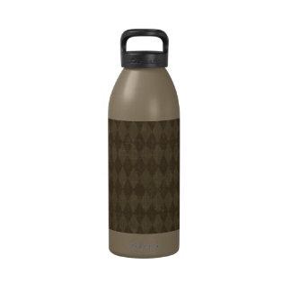 CAÍDA ELEGANTE de BROWN del CAFÉ crisp-fall-air-pa Botella De Agua