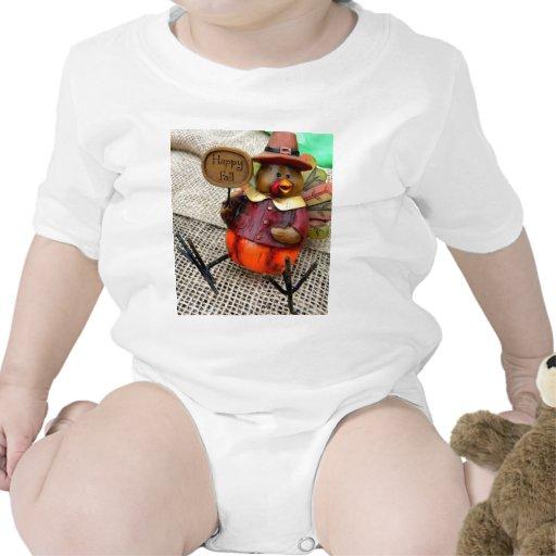 Caída feliz Turquía Trajes De Bebé
