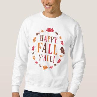 Caída feliz usted jersey