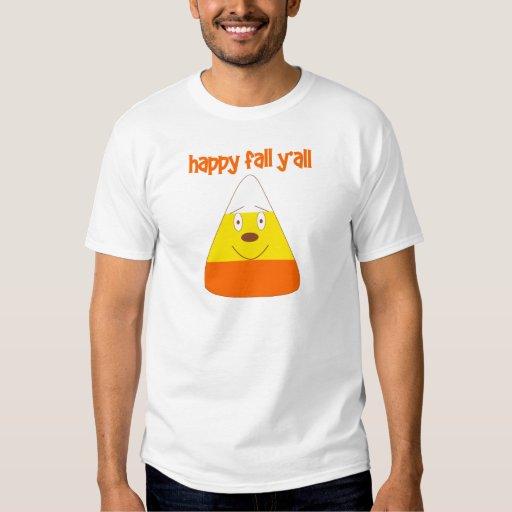 Caída feliz usted pastillas de caramelo polera