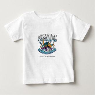 Caída libre onza Skydiving Tee Shirts