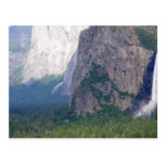 Caída nupcial del velo de Yosemite Postal