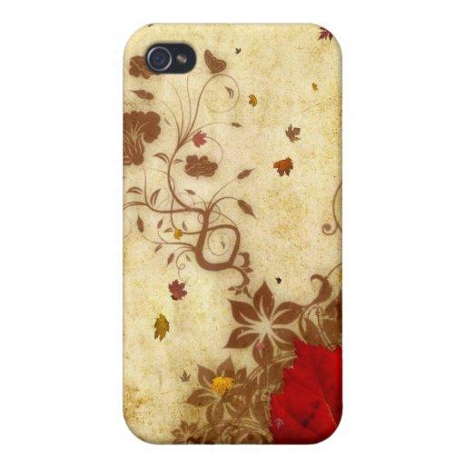 Caída oxidada iPhone 4/4S carcasas