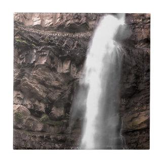 Caídas 01 de la cascada azulejos