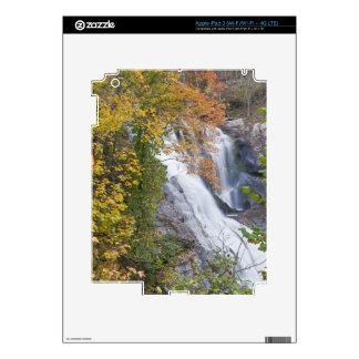 Caídas calvas del río pegatinas skins para iPad 3
