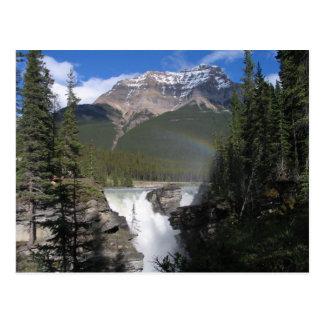Caídas de Athabasca Postales