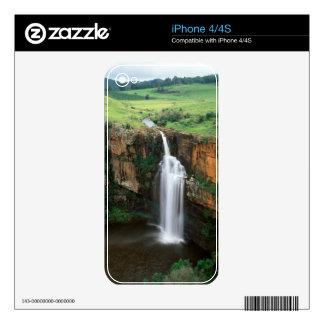 Caídas de Berlín, Mpumalanga, Suráfrica iPhone 4 Calcomanía