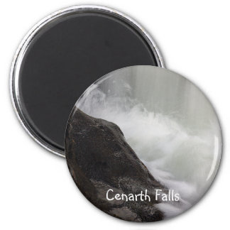Caídas de Cenarth Imán Redondo 5 Cm