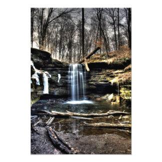 Caídas de Dundee, Ohio Fotografía