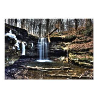 Caídas de Dundee, Ohio Fotografia