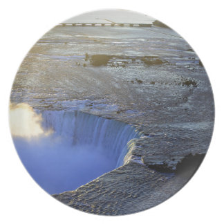 Caídas de herradura, Canadá Platos