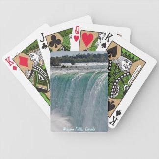 Caídas de herradura de Niagara Falls, frontera los Barajas