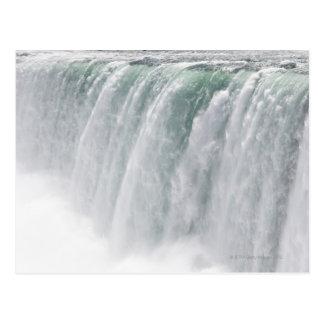 Caídas de herradura, Niagara Falls, Ontario, Tarjeta Postal