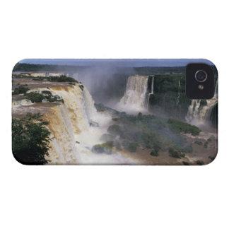 Caídas de Iguacu, el Brasil iPhone 4 Case-Mate Cárcasas
