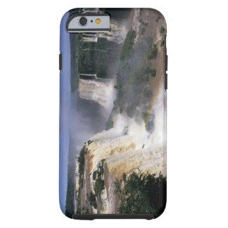 Caídas de Iguacu, el Brasil Funda De iPhone 6 Tough
