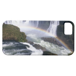 Caídas de Iguassu, estado de Paraná, el Brasil. iPhone 5 Case-Mate Cobertura