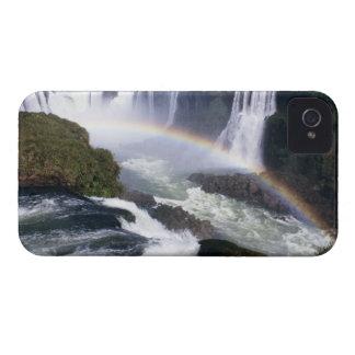 Caídas de Iguassu, estado de Paraná, el Brasil. Case-Mate iPhone 4 Cárcasas