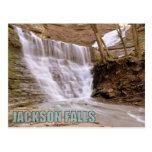 Caídas de Jackson, ruta verde del rastro de Tarjeta Postal