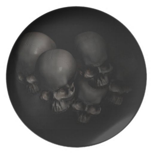 Caídas de la oscuridad plato