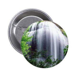 Caídas de la plata de la cascada pins