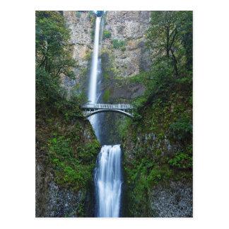 Caídas de Multnomah, Oregon Postales