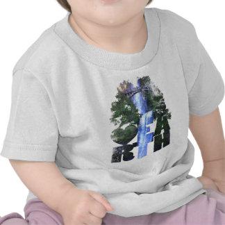 Caídas de Multnomah Camiseta