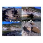 Caídas de Pedernales Tarjetas Postales