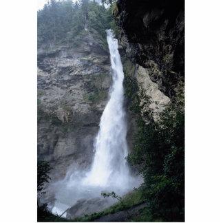 Caídas de Reichenbach, Suiza Fotoescultura Vertical